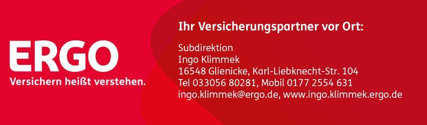Werbebanner: Ergo - Klimmek