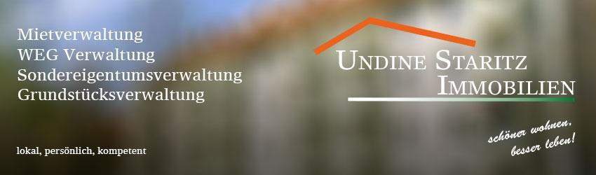 Hausverwalung // Staritz - Immobilien